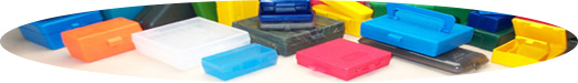 Plastic boxes and plastic cases by MTM